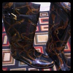 Ladies Rain boots (New)